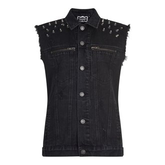 vest - Disobedience Cut Out - KILLSTAR, KILLSTAR