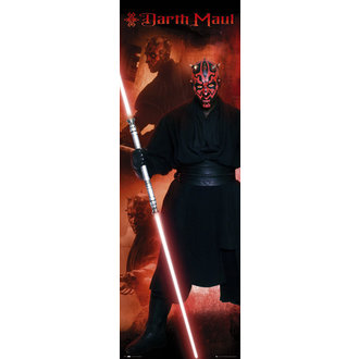 poster Star Wars - Darth Maul SOS - GB Posters - DP0392