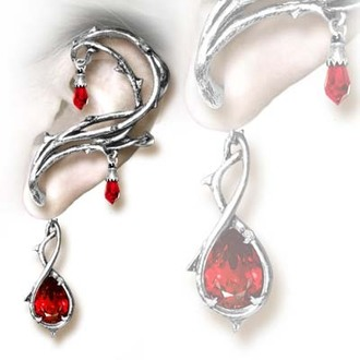 earrings Passion ALCHEMY GOTHIC