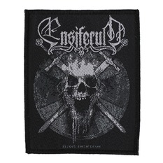 patch ENSIFERUM - SKULL - RAZAMATAZ, RAZAMATAZ, Ensiferum