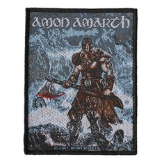 patch AMON AMARTH - JOMSVIKING - RAZAMATAZ, RAZAMATAZ, Amon Amarth