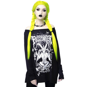 Women's shirt with a long sleeve KILLSTAR - Firestarter - KSRA002511