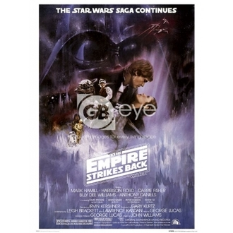 poster - Star Wars Episode 5 - One Sheet - FP1417 - GB posters