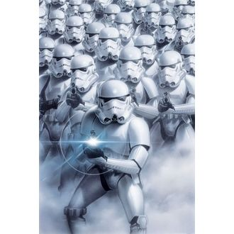 poster - STAR WARS troopers FP2349 - GB Posters