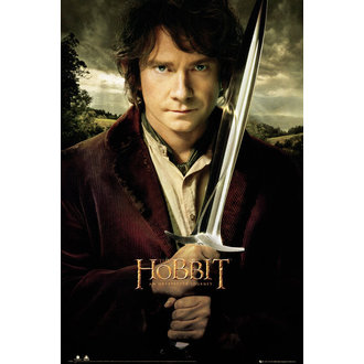 poster The Hobbit - Bilbo Sword - GB Posters - FP2881