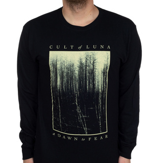 Men's shirt with a long sleeve Cult of Luna - Forest - Black - INDIEMERCH, INDIEMERCH, Cult of Luna