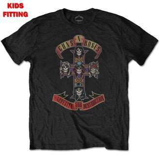 t-shirt children's Guns N' Roses - Appetite For Destruction - ROCK OFF, ROCK OFF, Guns N' Roses