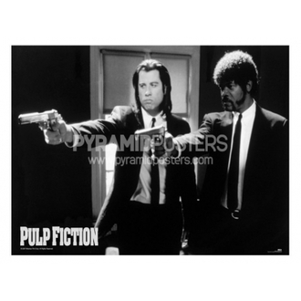 poster - Pulp Fiction (B & W Guns) - GPP51003 - Pyramid Posters