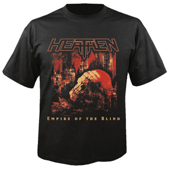 Men's t-shirt HEATHEN - Empire of the blind - NUCLEAR BLAST, NUCLEAR BLAST, Heathen