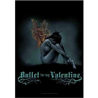 Flag Bullet For My Valentine - Burning Wings - HFL1066