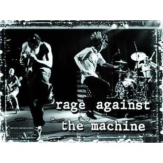 flag Rage Against The Machine - Stage - HFL0411