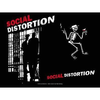 flag Social Distortion - Slammer - HFL588