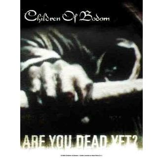 flag Children of Bodom - Are you dead yet? - HFL696