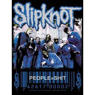 flag Slipknot - People = Shit - HFL0338