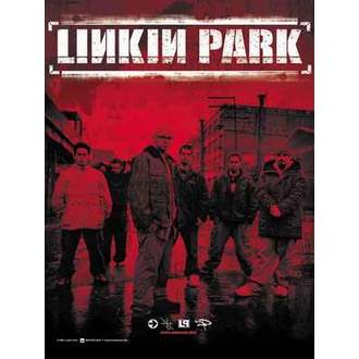 flag Linkin Park - Band - HFL0399