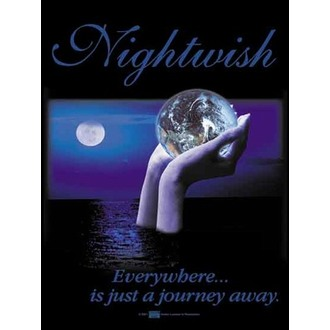 flag Nightwish - Everywhere - HFL0421