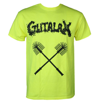 t-shirt metal men's Gutalax - toilet brushes - ROTTEN ROLL REX, ROTTEN ROLL REX, Gutalax