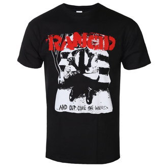 t-shirt metal men's Rancid - And Out Come The Wolves - KINGS ROAD, KINGS ROAD, Rancid