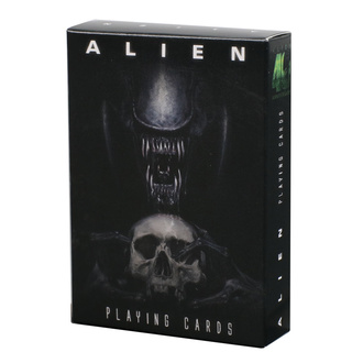 Playing cards Alien, NNM, Alien