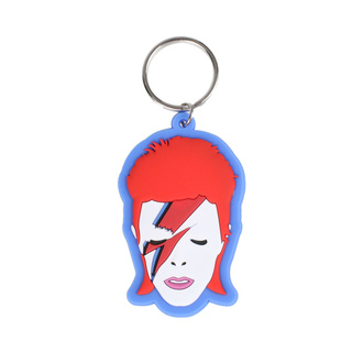 Key chain (pendant) DAVID BOWIE - ALADIN SANE - PYRAMID POSTERS - RK38923C