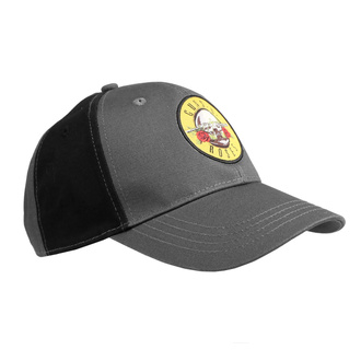 cap Guns N' Roses - Circle Logo - CHAR / BL - ROCK OFF, ROCK OFF, Guns N' Roses