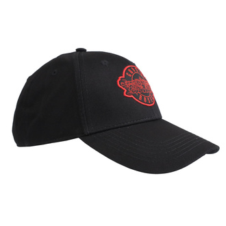 cap Guns N' Roses - Red Circle Logo - ROCK OFF, ROCK OFF, Guns N' Roses
