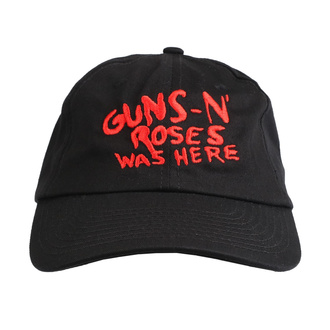 cap Guns N' Roses - Was Here - ROCK OFF, ROCK OFF, Guns N' Roses