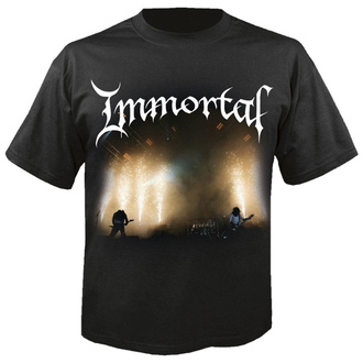 Men's t-shirt IMMORTAL - The seventh date of Blashyrkh - NUCLEAR BLAST, NUCLEAR BLAST, Immortal
