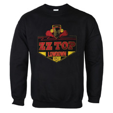 sweatshirt (no hood) men's ZZ-Top - Lowdown - LOW FREQUENCY, LOW FREQUENCY, ZZ-Top