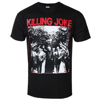 t-shirt metal men's Killing Joke - POPE BLACK - PLASTIC HEAD, PLASTIC HEAD, Killing Joke