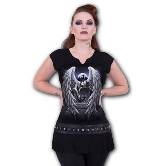 Women's dress SPIRAL - INNER SORROW - Black, SPIRAL