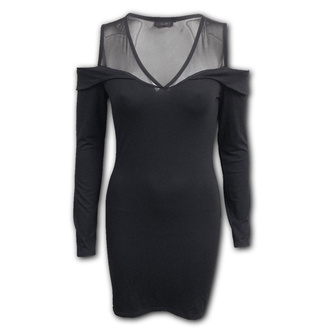 Women's dress SPIRAL - GOTHIC ELEGANCE, SPIRAL