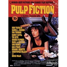 image 3D Pulp Fiction (One-sheet) - PPL70031 - Pyramid Posters