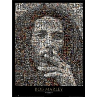 poster - Bob Marley - LP0590 - GB posters