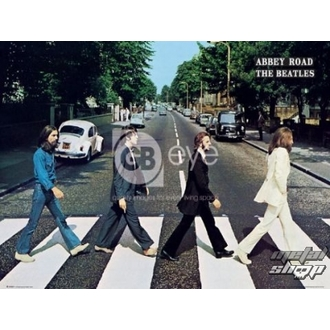 poster - Beatles - Abbey Road - LP0597 - GB posters