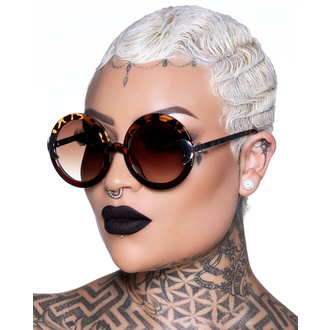 Sunglasses KILLSTAR - Lunar Doll - Tortoiseshell, KILLSTAR