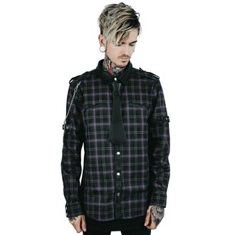 Men's shirt KILLSTAR - Lux - TARTAN - KSRA000388