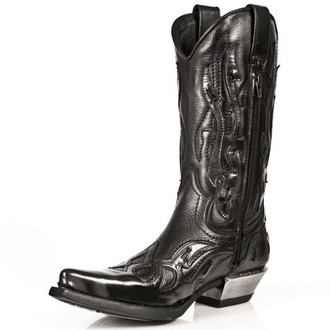 leather boots women's - 7921-S3 - NEW ROCK - M.7921-S3