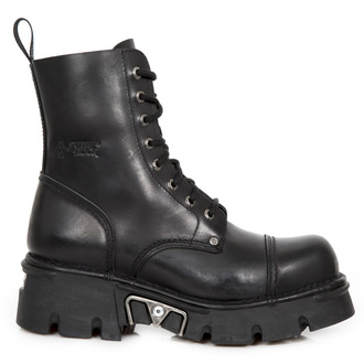 leather boots unisex - NEW ROCK - M.NEWMILI083-S19
