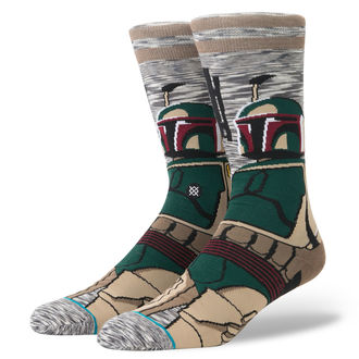 Socks STAR WARS - BOUNTY - HUNTER GREY - STANCE, STANCE, Star Wars