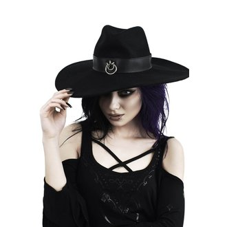 Hat KILLSTAR - MAYA BRIM - BLACK, KILLSTAR