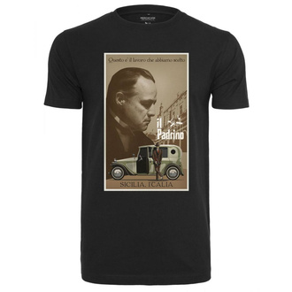 film t-shirt men's The Godfather - Poster - NNM, NNM, The Godfather