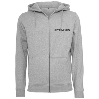 hoodie men's Joy Division - heather grey - NNM, NNM, Joy Division
