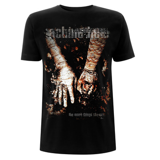 t-shirt metal men's Machine Head - The More Things Change - NNM, NNM, Machine Head