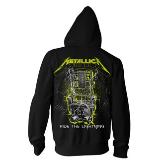 hoodie men's Metallica - Splatter Lightning - NNM, NNM, Metallica