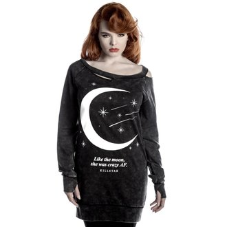 sweatshirt (no hood) women's - Nico Slashed - KILLSTAR, KILLSTAR