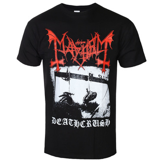 t-shirt metal men's Mayhem - Deathcrush - RAZAMATAZ - ST2245