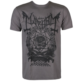 t-shirt metal men's Mayhem - Barbed Wire - RAZAMATAZ, RAZAMATAZ, Mayhem