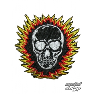 iron-on patch Skull 26 - 67173 - 126