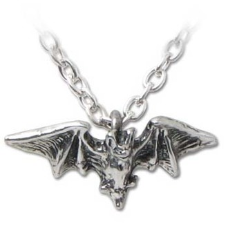 necklace ALCHEMY GOTHIC - Kiss of the Night - P598
